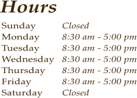 Branson Family Dentistry - Hours